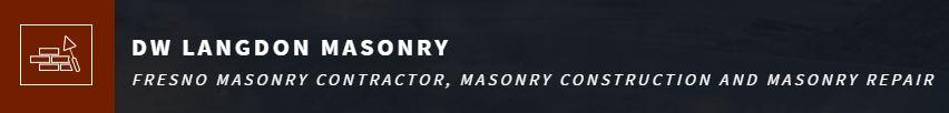 DW Langdon Masonry